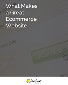 What Makes a Great Ecommerce Website